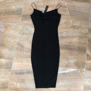Cowl Neck Dress BNWT